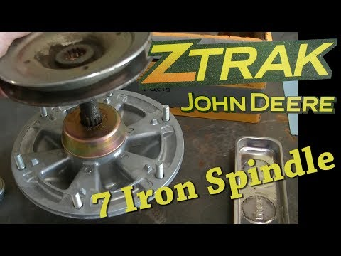 John Deere 757 Ztrak 60
