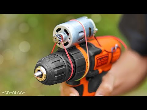 Amazing Drill Machine Life Hack!
