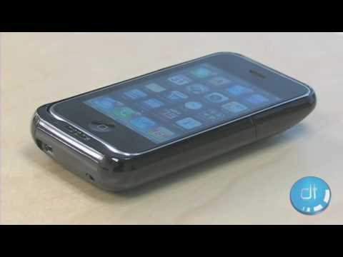 Mophie Juice Pack Air (iPhone 3G & 3GS)  Hands-On Review