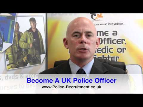 Become A Police Officer - Join the Uk Police Force