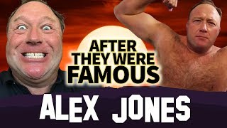 ALEX JONES | AFTER They Were Famous | InfoWars Banned From YouTube