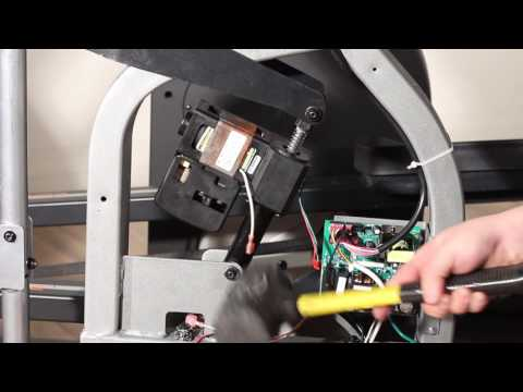 Freestrider Incline Motor replacement