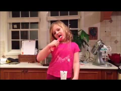 6 year old  Explains How To Brush Your Teeth Natural Dentist Associates North Bethesda Maryland