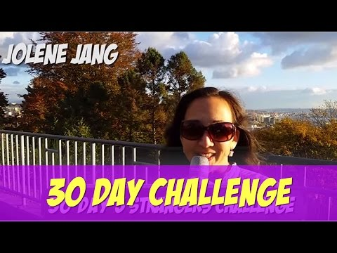 30 Day Challenge -  Talk to 5 Strangers #30D
