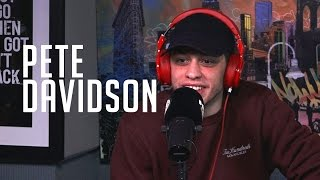 Pete Davidson Talks about His Girlfriend, His Parents, His Special, and Surviving Staten Island