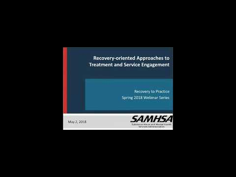 Engagement and Recovery: Engagement via Crisis Tools Within a Wellness Recovery Action Plan (WRAP)
