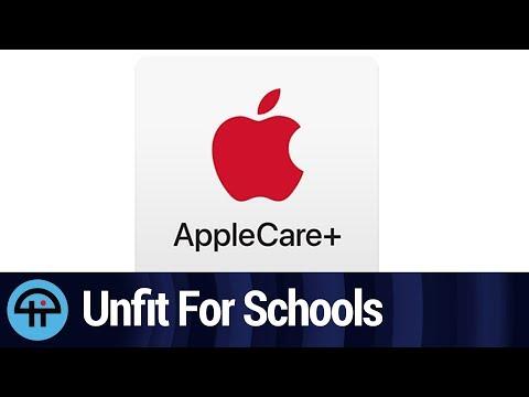 Why Schools Shouldn't Buy AppleCare+