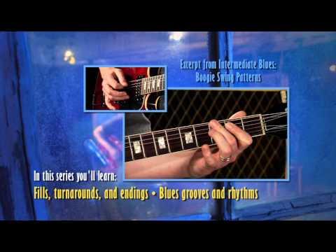 Guitar - Trailer - The Complete Blues Guitar Method