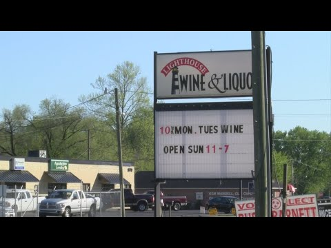 Tri-Cities liquor stores prepare to sell this Sunday
