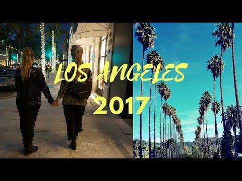 LA VLOG: Hollywood, Beverley Hills, Venice & Santa Monica || Hayley Adams