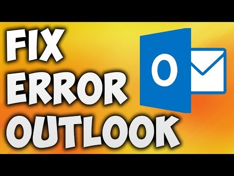 How To Fix Outlook.exe Entry Point Not Found Error Solution (KERNEL32.dll)