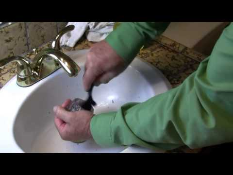 Delta Faucet Handle Cleaning