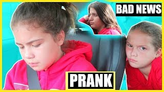 """BAD NEWS ... NOT GETTING THE HOUSE """"PRANK"""" #12"""