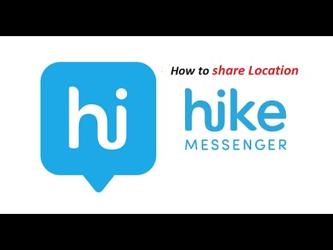 How to send Location through Hike
