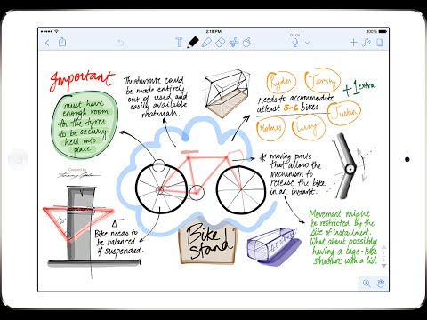 Best Note Taking App for your iPad - Notability