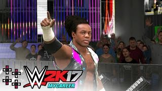 Austin goes straight to the MAIN ROSTER... and into a Handicap Match! — WWE 2K17 MyCareer #5