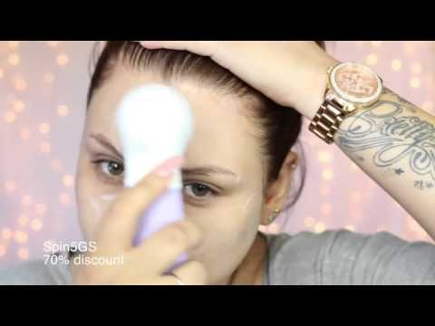 Demo Clear Skin   My Face Routine  how i clean my face