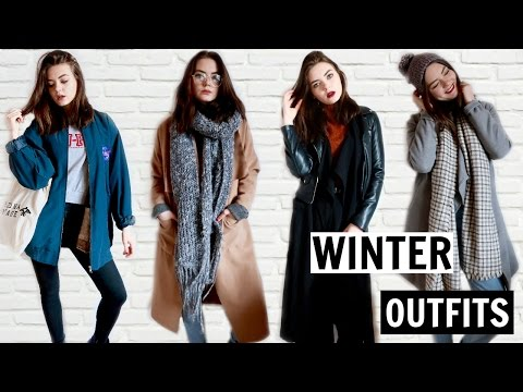 COLD WINTER OUTFIT IDEAS / Nika Erculj