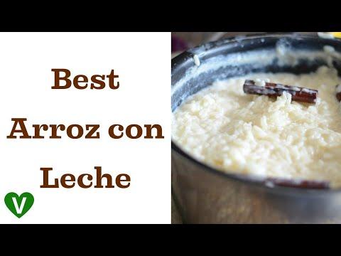 BEST Vegan Arroz Con Leche (Mexican Rice Pudding)~ Part 3/5 of Mexican Vegan Desserts