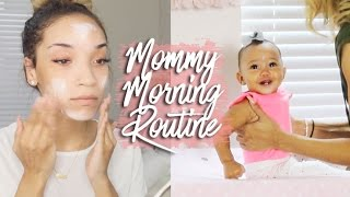 Quick Mommy Morning Routine   RAVEN ELYSE