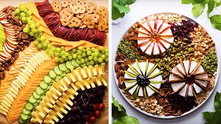 Download 9 Clever Appetizer Recipes for Your Next Dinner Party!   Easy DIY Snacks by So Yummy Video
