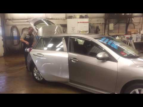 Get rid of Smoke Smells - Thermal Fogger Machine to remove odors from vehicles
