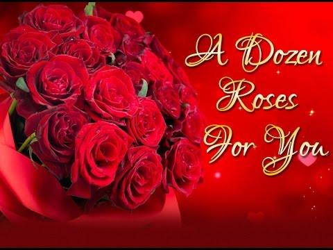 a dozen roses -  a dozen roses and a six pack lyrics