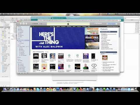 Creating An iTunes Account (Without a Credit Card) & How To Sub, Rate, & Comment ATE on iTunes