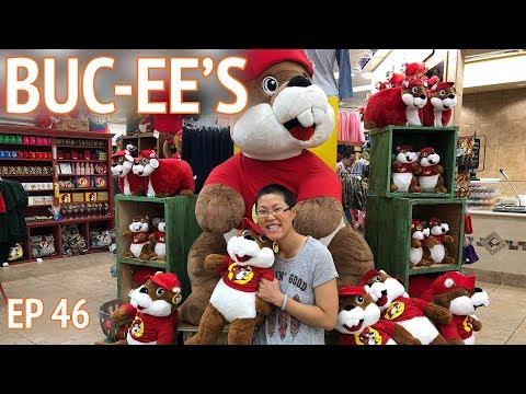 Buc-Ee's: A Texas Road Trip Destination!   Living the Van Life in Texas