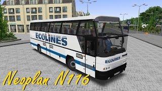 OMSI 2 - Bad Kinzau 3, Line 301, Neoplan N116-3HL - PakVim