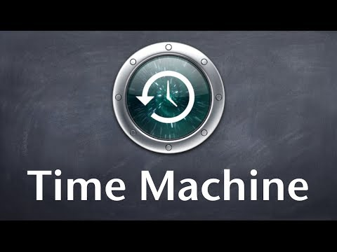 Use Your PC Hard Drive For Time Machine Backup