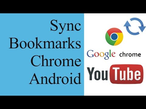 How To Sync Chrome Bookmarks Using Google Account