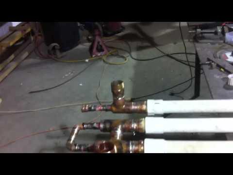 Pool heat exchanger