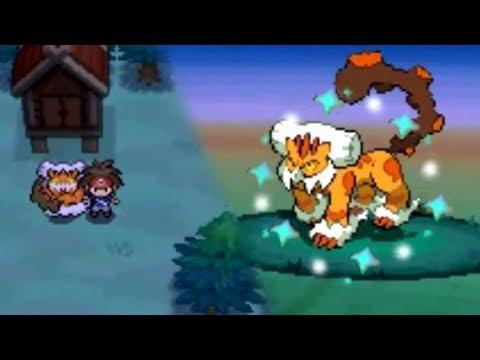 Pokémon Black 2 / White 2: Legendary Landorus (Therian & Shiny) Encounter (Hack)