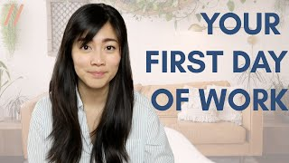 Your First Day of Work as a Software Engineer