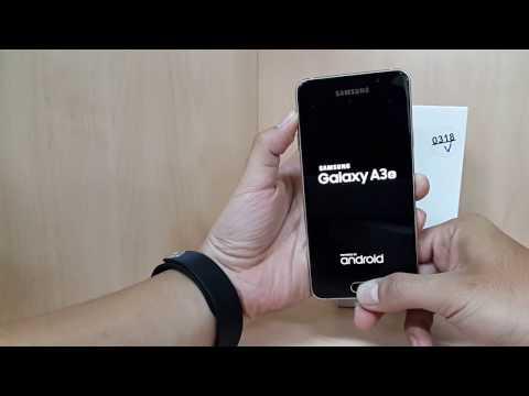 BacBa - Hard Reset Samsung Galaxy A3 2016