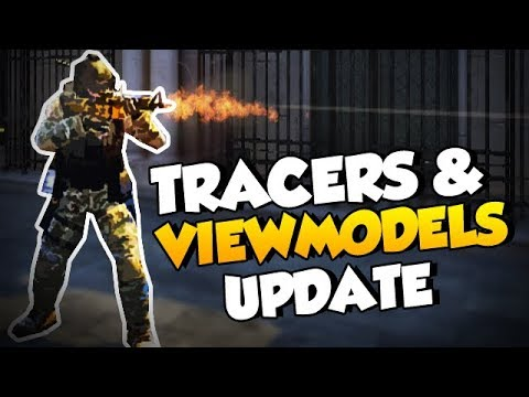 CS:GO Update - Tracers & Viewmodel Changes • Canals • Series 3 Pin Bags