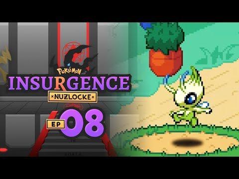 SHE'S USING HER CELEBI?!?| Pokemon Insurgence Nuzlocke Part 8