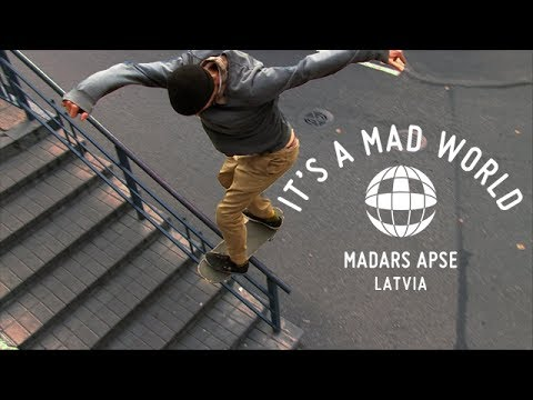 Madars Apse | It's A Mad World - Latvia - Episode 1