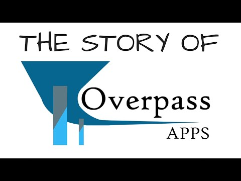 The Story of Overpass: How we came to app development for Oxford