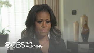 Michelle Obama: Trump won
