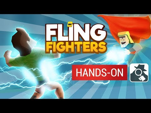 FLING FIGHTERS | Hands-On