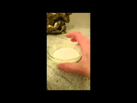 Cornflour & Water