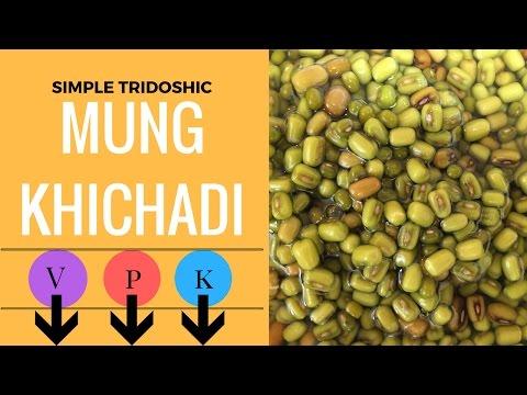 Simple Mung Dal Khichdi with Dr. Dandekar