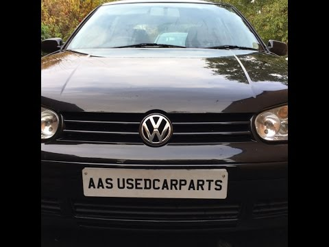 vw golf mk4 2.0 gti throttle body removal / replace