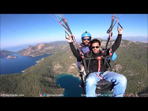 Vlog - Paragliding from one of the World's Highest Take-off Point (Babadağ Mountain, Turkey)