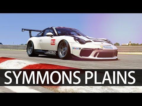 PORSCHE GT3 RACE   SYMMONS PLAINS ASSETTO CORSA
