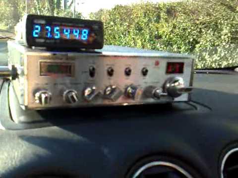 CB Radio: Short Skip into 45 Division Serbia
