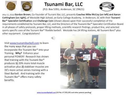 Westside High School Teachers become Certified