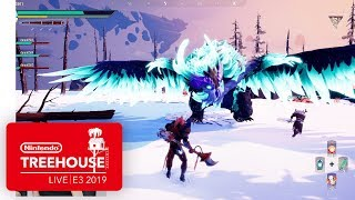 Dauntless Gameplay - Nintendo Treehouse: Live | E3 2019